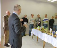Easter 2013 in Branch Office in Gdynia